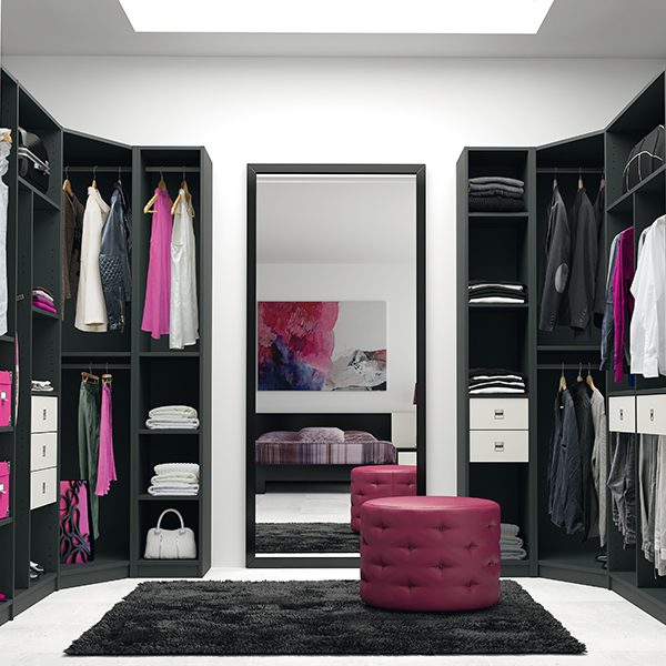 dressing comment le choisir si vous avez un petit espace. Black Bedroom Furniture Sets. Home Design Ideas