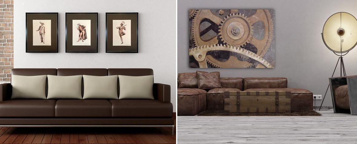 tableau d co mural enfin vous allez avoir une d coration murale r ussie. Black Bedroom Furniture Sets. Home Design Ideas